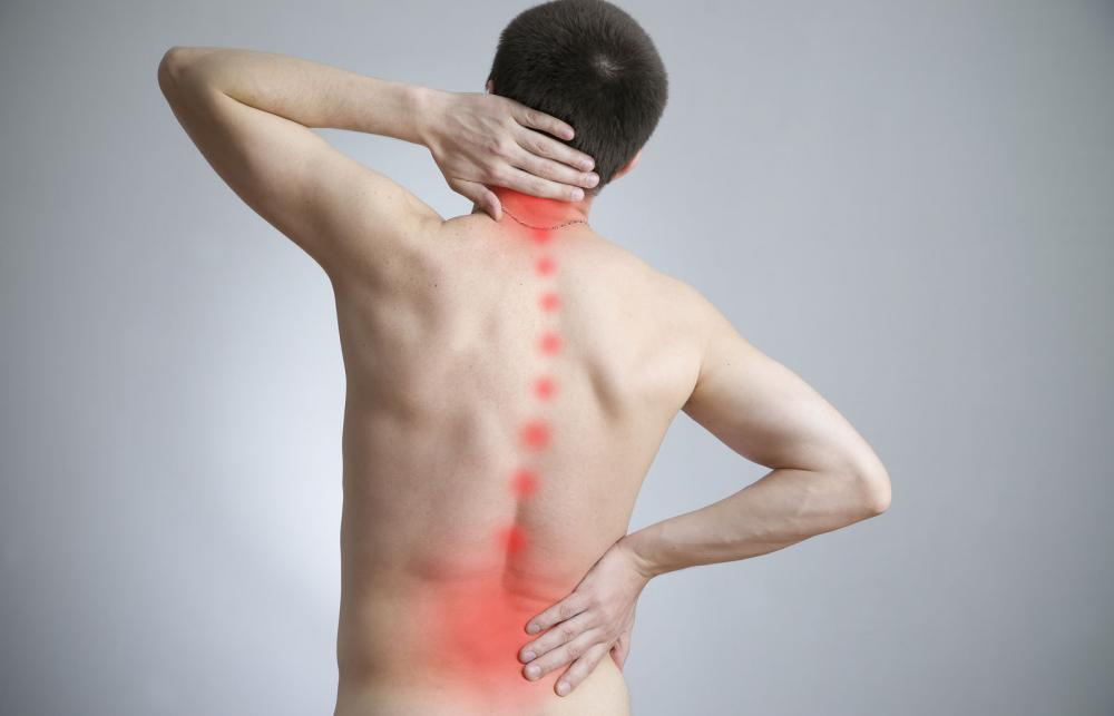 back pain & spinal corrective care