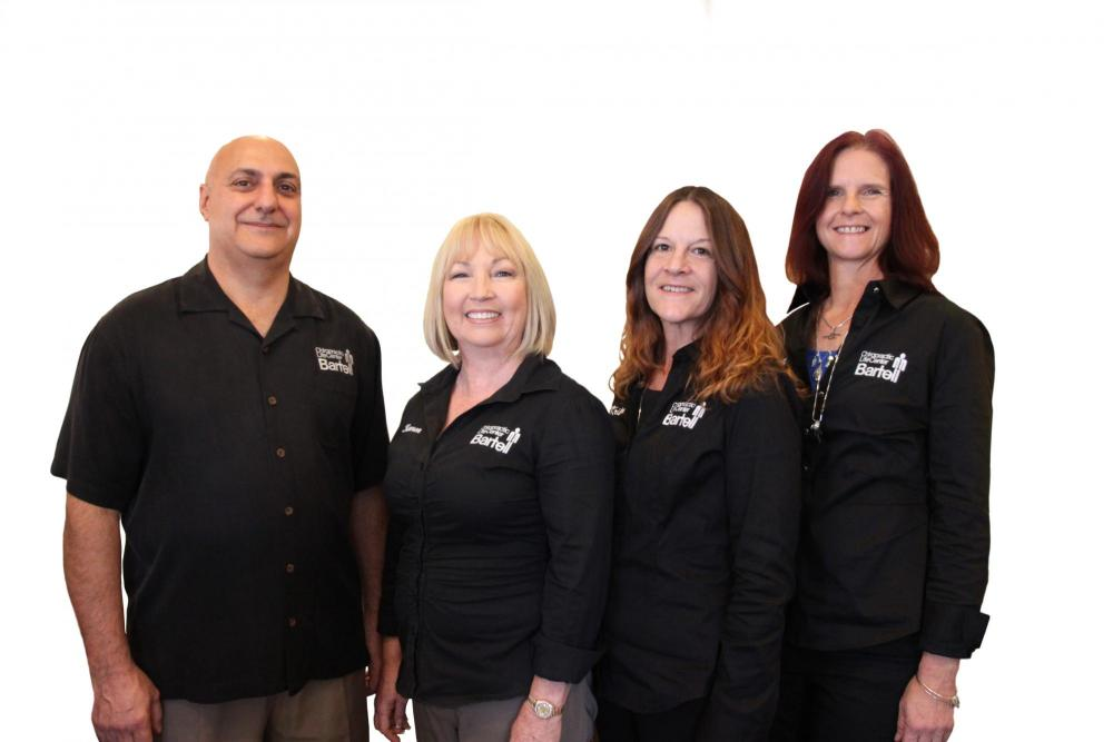 staff at Bartell Chiropractic Life Center